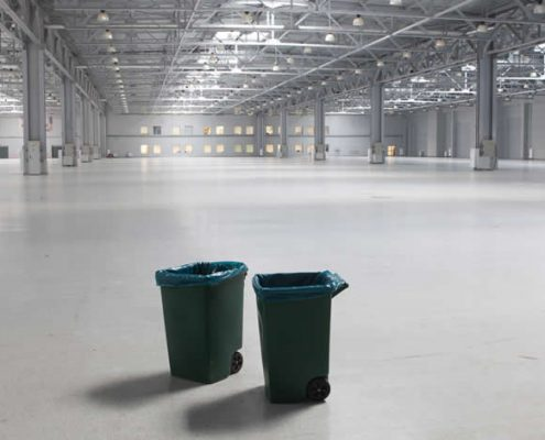 Commercial rubbish removal London