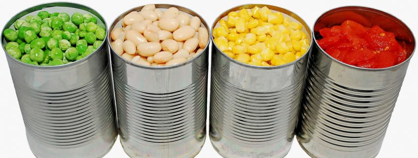 History and Invention of the Tin Can