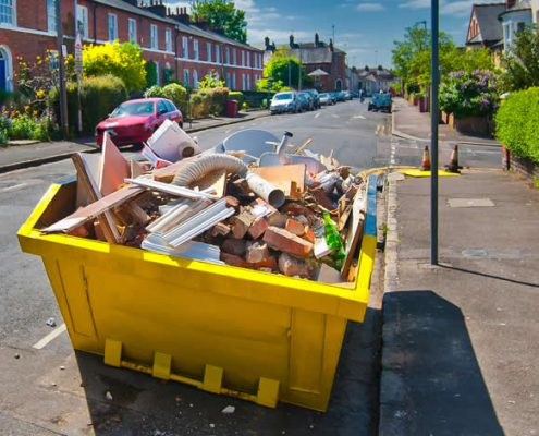 Domestic London Skip Hire