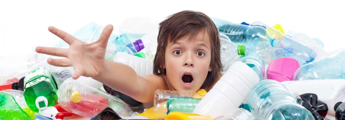 Supermarket Plastic Pollution