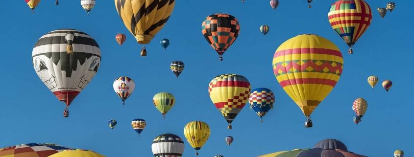 Lord Mayor's Hot Air Balloon Regatta London 2018