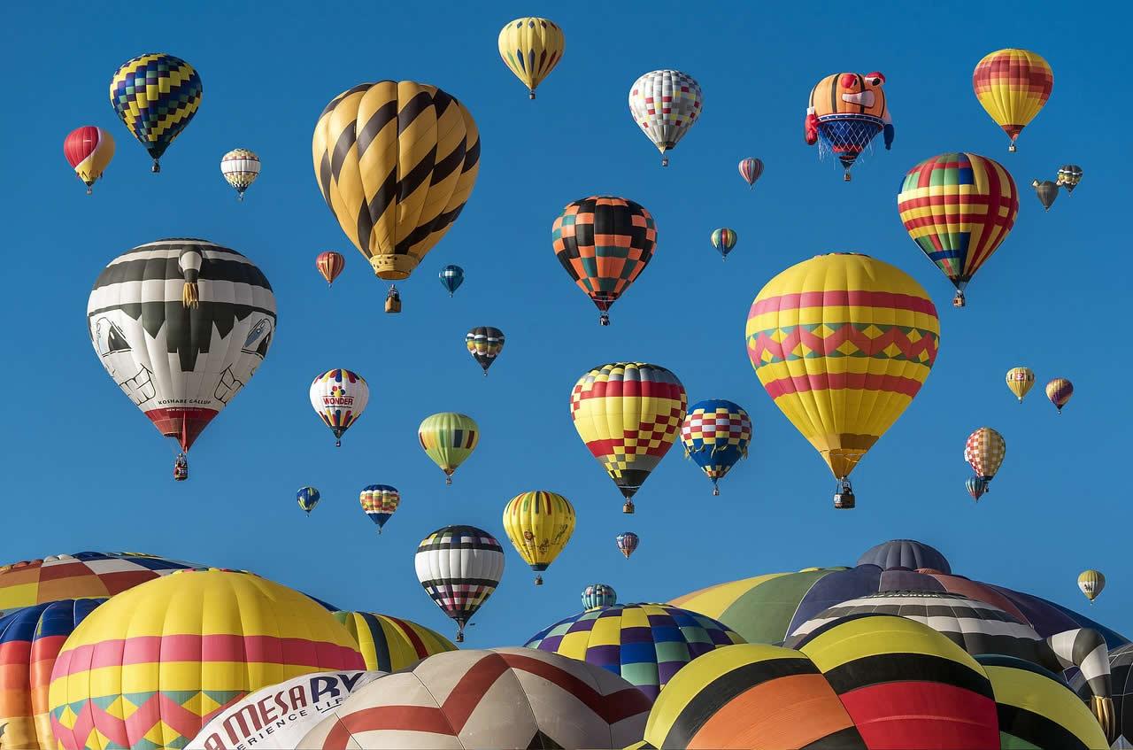 Lord Mayor's Hot Air Balloon Regatta London 2020