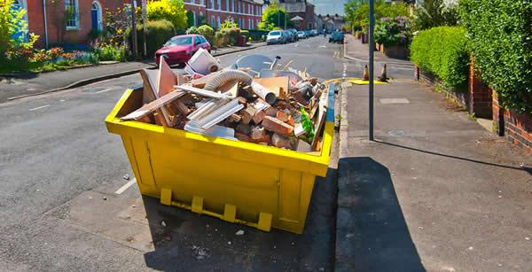 Professional Skip Hire in Raynes Park, South West London SW20