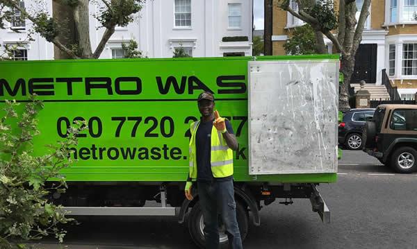 Rubbish clearance Hackney