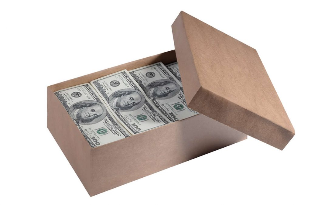 Man accidently 'recycles' his life savings of $23,000 in a shoebox