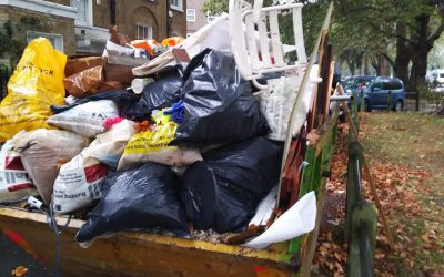Overloaded Skips – How to Load a Skip Correctly