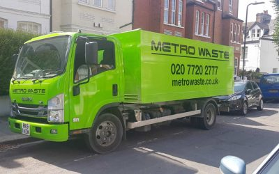 Benefits Of Using A Waste Clearance Service