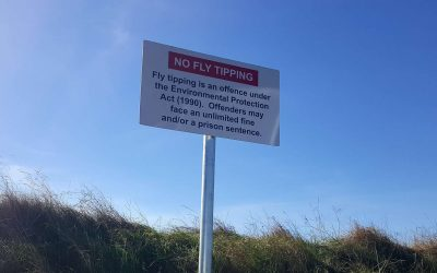 Fly-tipping rates surge due to Coronavirus