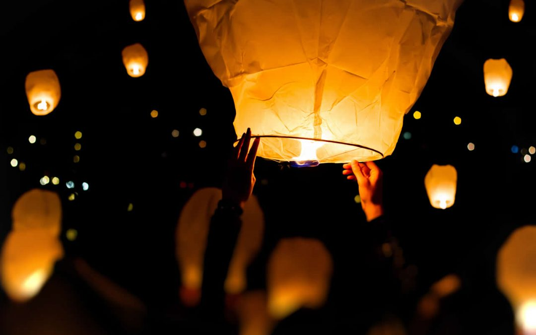 Will Sky Lanterns Be Banned In The UK?